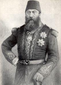 Samuel Baker Pașa (1821-1893), soțul Floricăi Maria Sas
