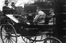 Regele Ferdinand si Alexandre Millerand, presedintele Frantei (3)