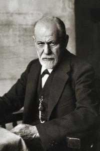 Sigmund Freud în anul 1926