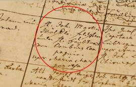 document Registrul Sufletelor