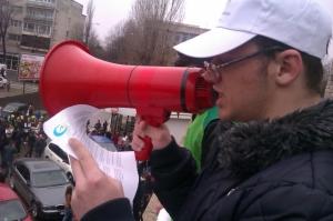 Protest Constanta